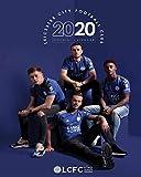 Nalana Poster Leicester City Football UH-215 Bar Living