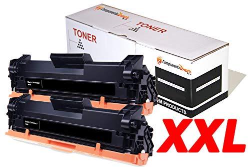 CVT- Pack 2 Toner Compatibles CF244A XXL Jumbo 2.000Pag.