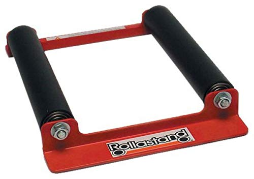 Hardline Products RS-00001 Rollastand for Sport Bikes, Red
