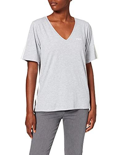 Pepe Jeans Mami Camiseta, (Grey Marl 933), Medium para Mujer