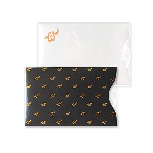 Woolet RFID Blocker - Damen Herren Kreditkarteschutz Etui für Kreditkarte Geldschutz für den Geldbeutel