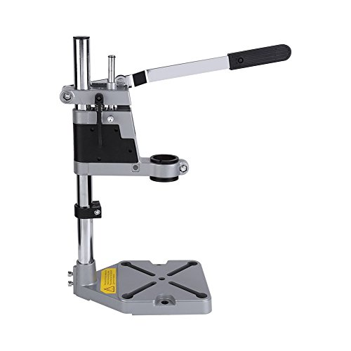 Learn More About 35&43mm Bench Clamp Drill Press Stand Workbench Repair Tool for Drilling Collet Wor...