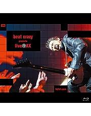 beat crazy presents live@AX [Blu-Ray]