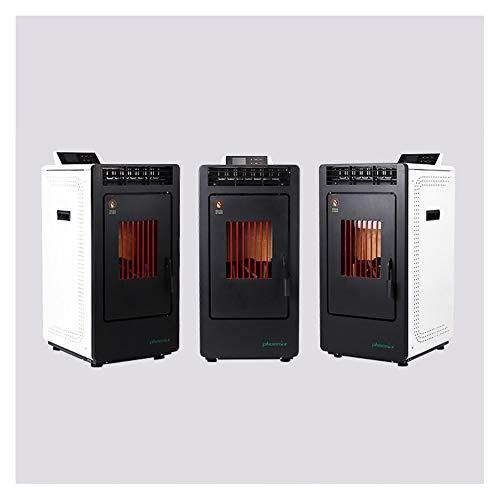 Estufa De Pellets Chimenea De Pellets Invierno Comercial hogar automático de biomasa de pellets de combustible de fuego real Calefacción Chimenea caliente explosiva Estufa Fontanería estufa cocina