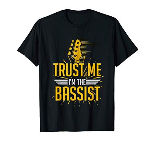 Bass Gitarre T-Shirt