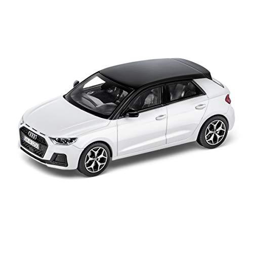 Audi A1 Sportback 1:43 Gletscherweiß