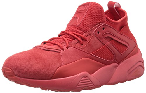 PUMA Men's B.O.G Sock Sneaker, High Risk Red, 8 M US