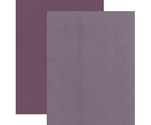 Pearly Strukturierte Quartal A4 Plum 220g / M2, Hintergrund-Papier, Kunstdruckpapier, Kunst-, Ursus, Blatt, Blätter Blätter, einfarbig, Scrapbooking