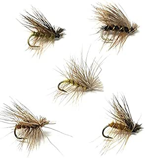 Best black caddis dry fly Reviews