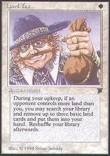 Magic: the Gathering - Land Tax - Legends
