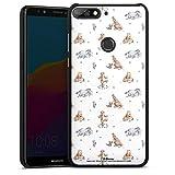 DeinDesign Coque Compatible avec Huawei Y7 (2018) Étui Housse Winnie l'ourson Disney Produit sous...