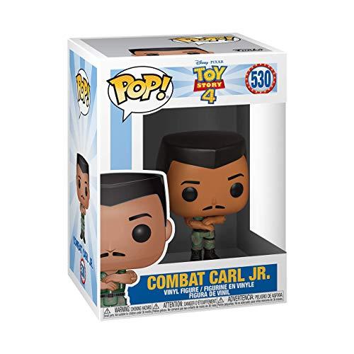 Funko- Pop Vinyl: Disney: Toy Story 4: Combat Carl Jr Figura da Collezione, Multicolore, 37398