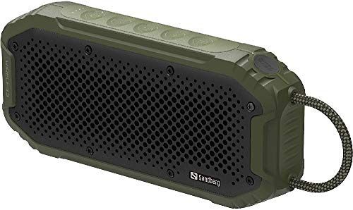 Sandberg Waterproof Bluetooth Speaker, Black