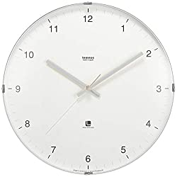 Lemnos North clock white T1-0117 WH