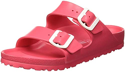 Birkenstock Schuhe Arizona Eva Schmal Coral (1013092) 37 Pink