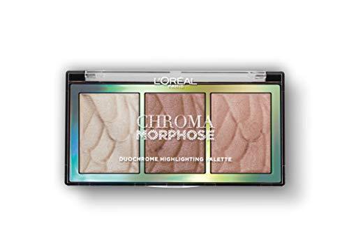 L'Oreal Paris Chroma Morphose Duochrome Highlighting Palette - 9g