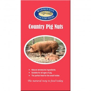 Badminton Country Pig Muttern – 20 kg