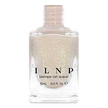 ILNP Poised - Cream Shimmer Sheer Jelly Nail Polish