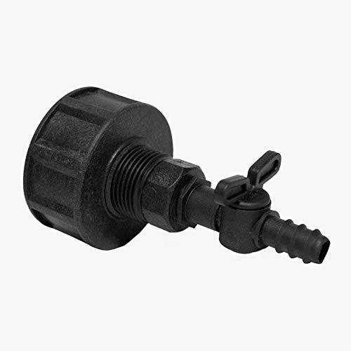 Abrisa Adaptador IBC para Bidones de 1000 litros/con Grifo Salida 16 mm