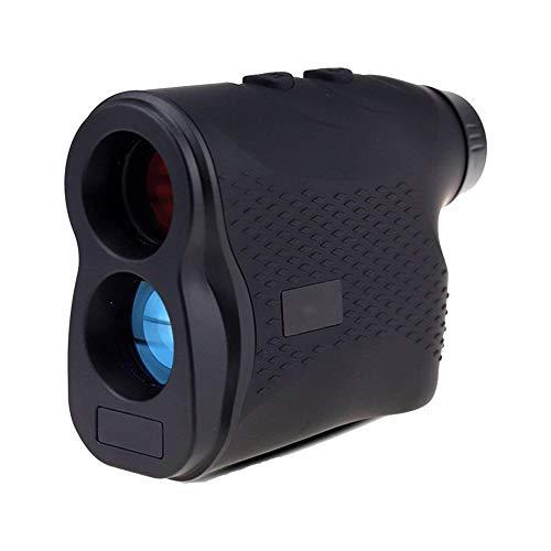 LANTELSHANO Golf-Entfernungsmesser, Einbau-LCD-Display Verfügt Über DREI Modi HD 6Fach Optische Zoom-Entfernungsmesser IP54 Staub- Und Wasser Freisetzung Geeignet Für Outdoor-Jagd-Bogenschießen