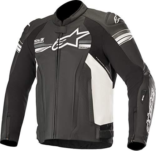 Alpinestars Chaqueta moto Gp R V2 Leather Jacket Tech-air Compatible Black Mid...