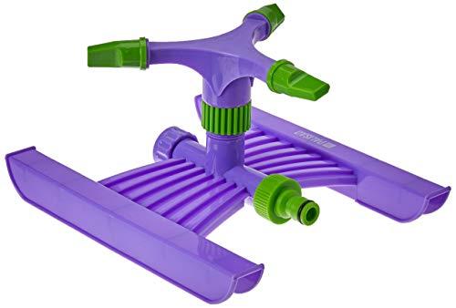 Irrigador Rotativo Plástico Palisad 3 Jatos Com Encaixe 3/4''