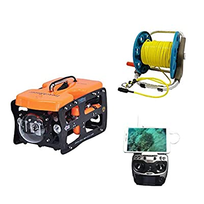 ThorRobotics Underwater Drone ROV HD Camera with 30M Tether Cable Lite Version KIT Type
