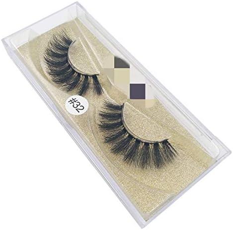 YYQ Natural Max 47% OFF 3D Stereo False Imitation Soft Handmade All items free shipping Mi Eyelashes