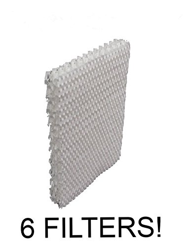 Pokin Humidifier Filter for Bionaire BCM658 BCM646 (6-Pack)