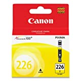 Canon CLI-226 Yellow Ink Tank Compatible to iP4820, MG5220, MG5120, MG8120, MG6120, MX882, iX6520, iP4920, MG5320, MG6220, MG8220, MX892