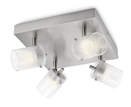 Preisvergleich Produktbild Philips LED Spotquadrat Toile,  532696716