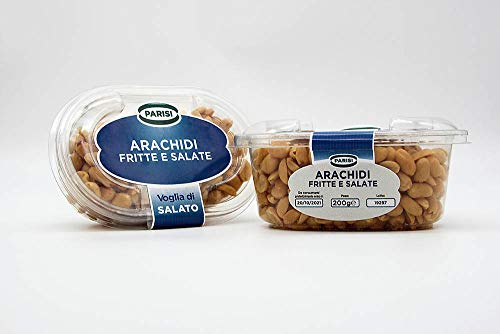 Parisi Arachidi Fritte E Salate - 200 Gr