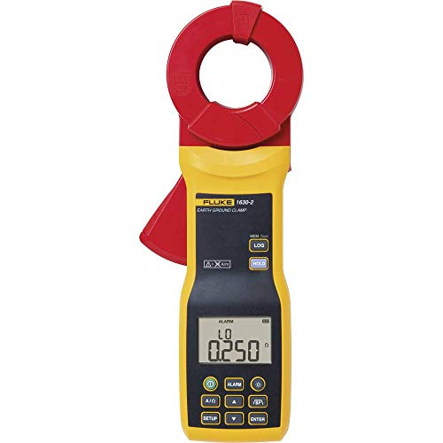 Fluke 4829532 1630-2 Fc Measuring Earth Ground Loop Resistance Measurements for Commercial, Industrial, and Utility Applications