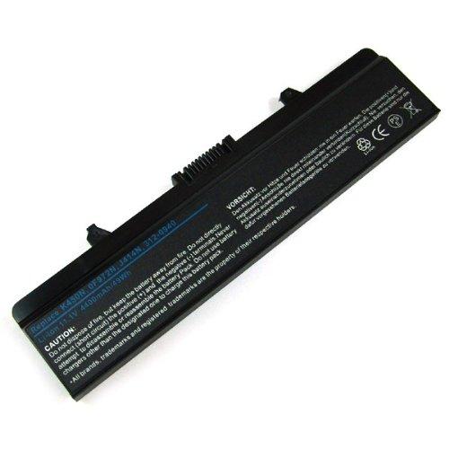 Batterie pour Dell Inspiron 1440 / 1750 - Noire - 4400mAh