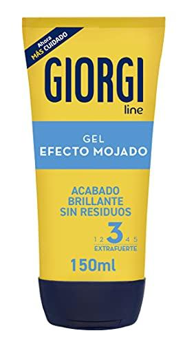Giorgi Line - Gomina Efecto Mojado, Fijación y...