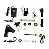 DIFU 350 W 24 V Eléctrico Set de Conversión de Bicicleta de 22 – 28 pulgadas