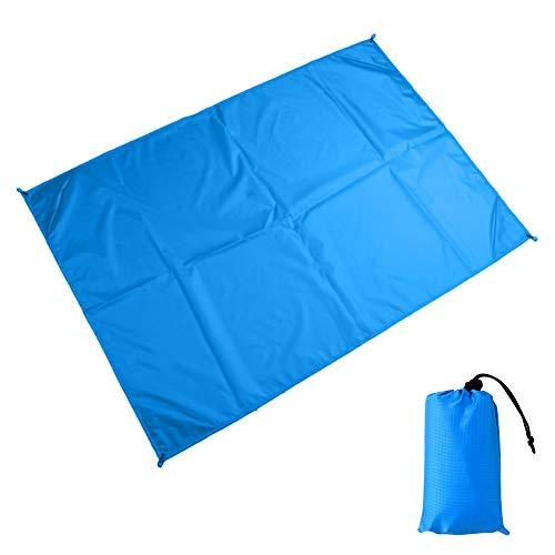 Wendy Cai Tragbare Faltbare wasserdichte Sandfeste Faltbare Stranddecke Camping Bodenmatte Matratze Outdoor Camping Picknickmatte