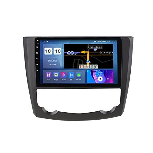 YLCCC IPS Touch Screen Auto Radio Ricevitore Stereo per R-Enault Kadjar 2015-2017 Android 10.0 Head unità Navigazione GPS Player Multimedia con WiFi 4G Bluetooth DSP Carplay,M200S