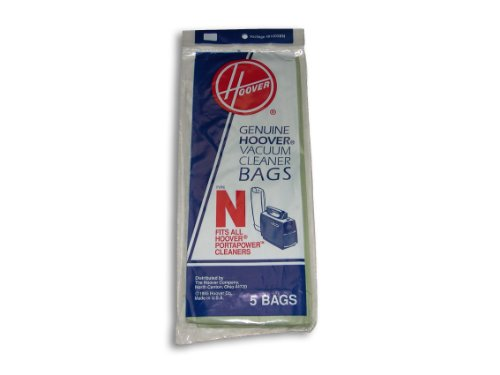 Hoover Commercial Portapower Vacuum Cleaner Bags