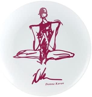 Churchill China What Ever It Takes Donna Karan plato de porcelana con diseño de