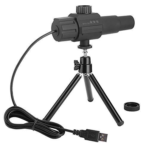 Digital Kamera Teleskop, USB Display Monokulare 2MP 70X Zoom Smart Motion Detection Videorecorder mit Stativ für die Vogelbeobachtung Wildlife Jagd Wandern Camping Reisen Surveilla