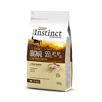 True Instinct Original Poulet Nourriture pour Chat 1,25 kg