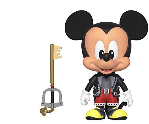 Funko 34563 5 Estrellas: Kingdom Hearts 3: Mickey, Multi
