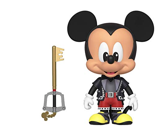 Funko 34563 5 Star: Kingdom Hearts 3: Mickey, Multi