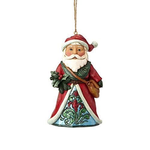 Heartwood Creek By Jim Shore 6001424 Babbo Natale Ornament