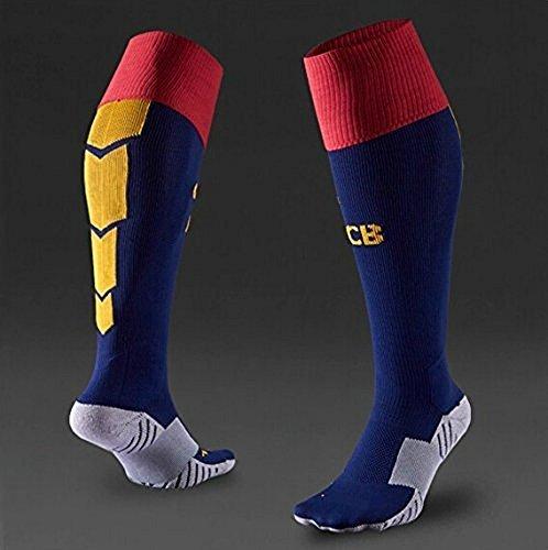 2015/2016 Barcelona Kids Youth Soccer Football Socks (home)