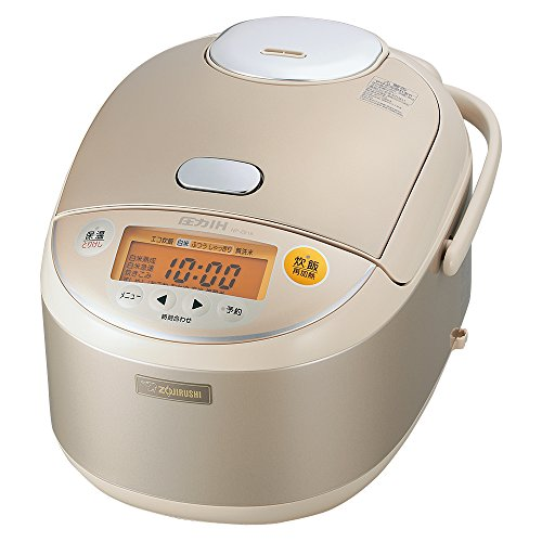 Best Review Of [IH pressure rice cooker cook 1] ? stainless ZOJIRUSHI NP-ZE18-NL