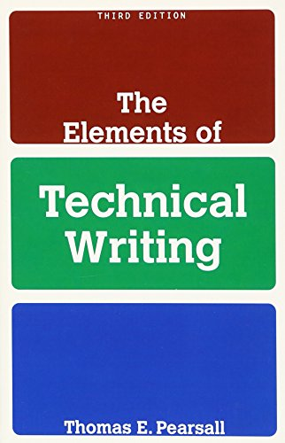 Elements of Technical Writing, The
