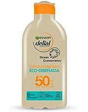 Garnier Delial Leche Protectora Eco Diseñada