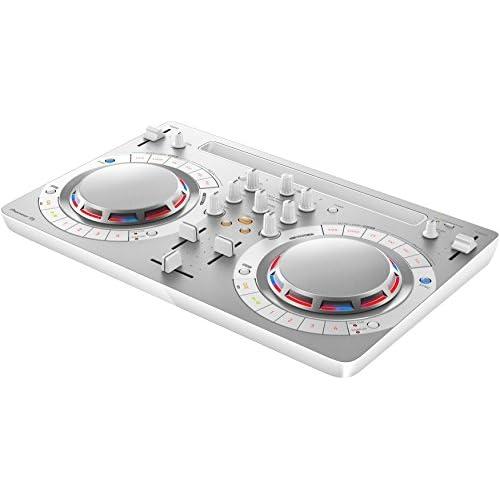 Pioneer DJ, DDJ - WeGO4-W, Controller per DJ, bianco